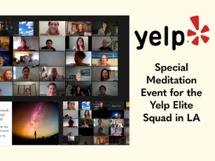 Special Meditation Event for Yelp