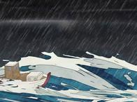 A Fisherman's Storm