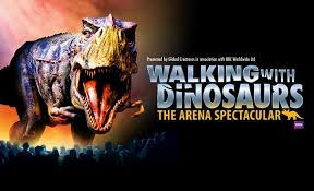 WALKING WITH DINOSAURS - 2018/19 INTERNATIONAL TOUR OPENS IN NEWCASTLE