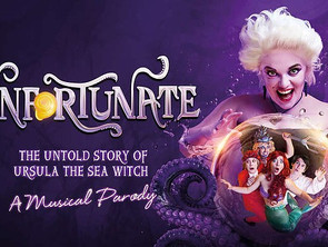 UNFORTUNATE: THE UNTOLD STORY OF URSULA THE SEA WITCH cast album release