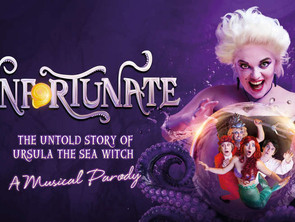 TIM GILVIN composes the music for UNFORTUNATE: THE UNTOLD STORY OF URSULA THE SEA WITCH at the Edinb