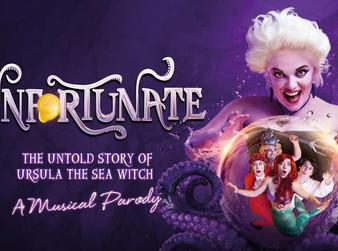 UNFORTUNATE: THE UNTOLD STORY OF URSULA THE SEA WITCH cast album release