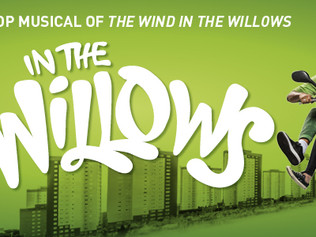 IN THE WILLOWS kicks off its UK tour at the Northcott Theatre, Exeter