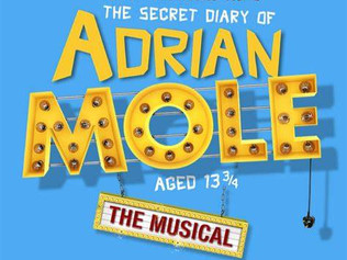 THE SECRET DIARY OF ADRIAN MOLE AGED 13 3/4 - THE MUSICAL released for worldwide licensing