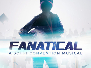 MATT BOARD and Reina Hardy's new musical FANATICAL opens soon at the Playground Theatre