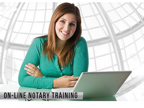 New Applicant: Online Notary Video Course