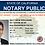Thumbnail: Notary Public Identification Badge | Notary ID