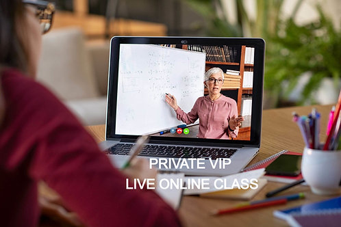 """Private VIP  """"Live"""" Online  3- Hour - REAL-TIME Online Notary Video Course"""