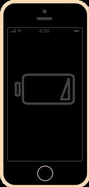 iphone 5s wymiana baterii serwis naprawa apple fixme lodz łódź