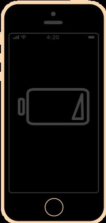 iphone 5s wymiana baterii apple fixme serwis naprawa lodz