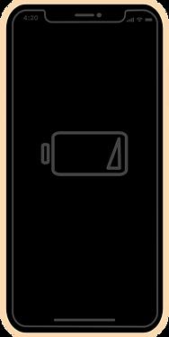 iPhone Xr wymiana baterii naprawa serwis apple fixme lodz łódź