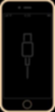 iphone 6 wymiana złącza ładowania zlacze nie laduje ładuje naprawa serwis apple fixme lodz łódź