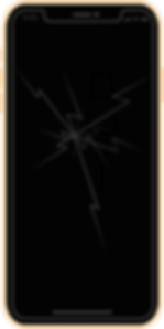 iphone x zbita szybka wymian naprawa apple lodz fixme