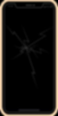 iPhone X wymiana szybki naprawa serwis apple fixme lodz łódź