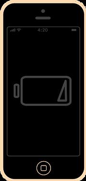 iphone 5 wymiana baterii serwis naprawa apple fixme lodz łódź