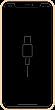 iPhone X wymiana złącza ładowania zlacze ladowania naprawa serwis apple fixme lodz łódź