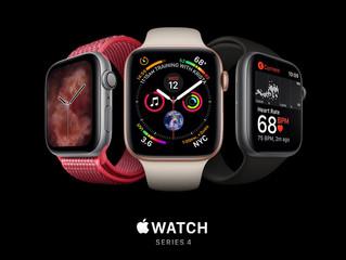 iPhone Xs, iPhone Xs Max oraz Apple Watch 4. Działo się!