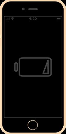 iphone 8 plus wymiana baterii słaba rozładowywanie serwis naprawa apple fixme lodz