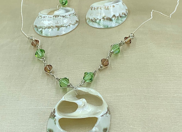 Ocean whispers necklace