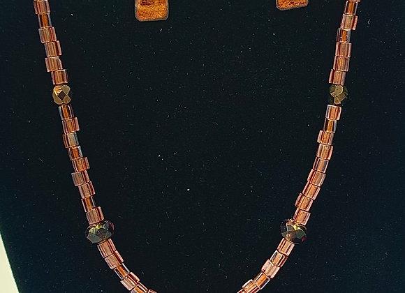 Janus earrings