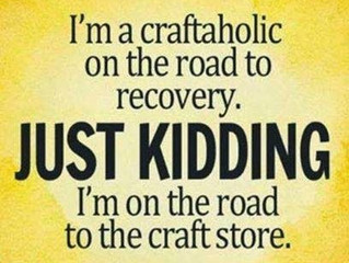 Confessions of a Creativity Junkie!