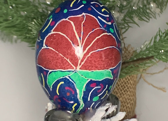 Exquisite egg -Pysanky & peace