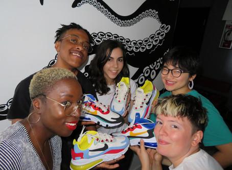 Songcamp: Nike x Postoffice sound x HoneyJam Canada