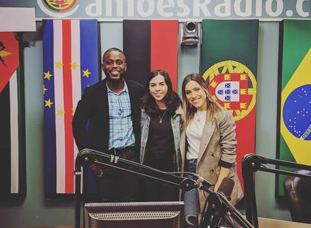 live on camões radio
