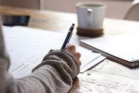 研究と執筆