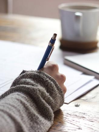 Proofreading & University Coaching