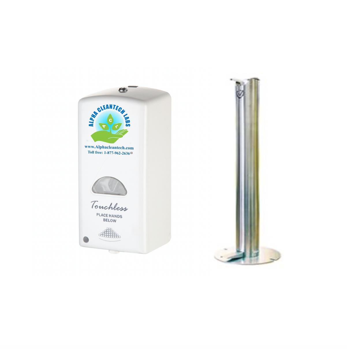 Alpha Cleantech Dispenser