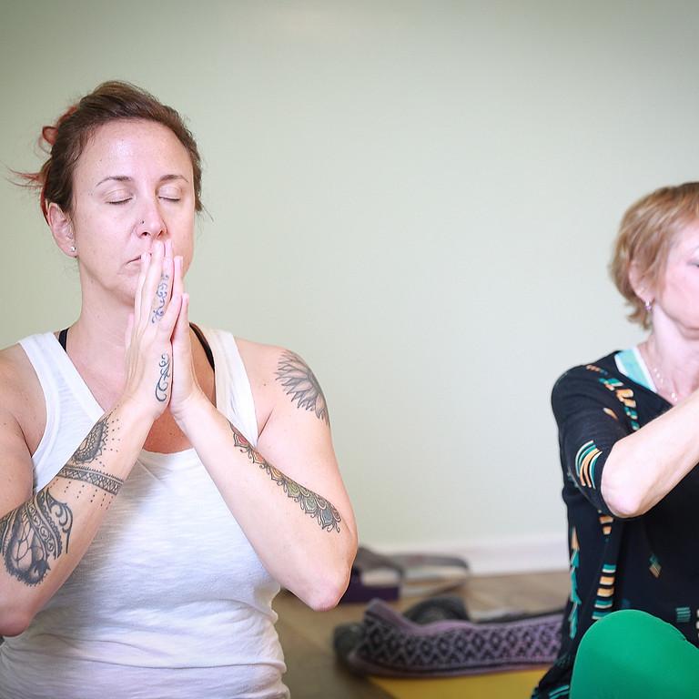 Meditation Workshop for Beginners (In Person + Online)