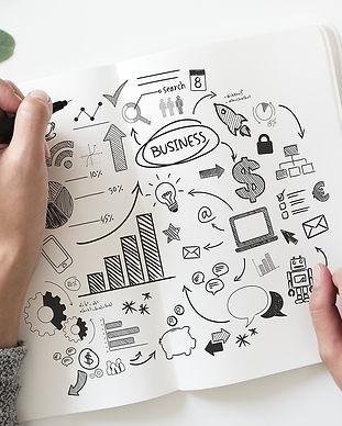Business plan ordinateur dollars courbe croissance