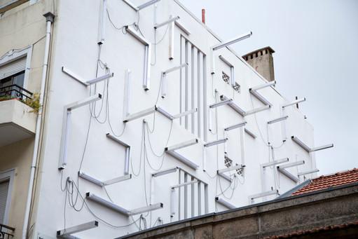 El arte urbano a contribuido a encarecer los pisos del barrio.
