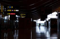Terminal 4 Aeropuerto Adolfo Suarez