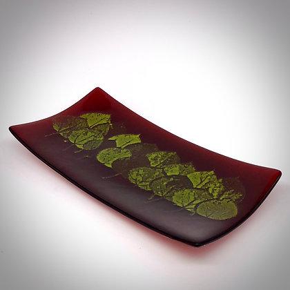 leaves plate 20.105