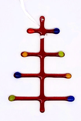 stick tree ornament