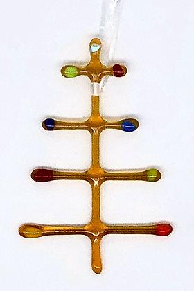 stick tree ornament