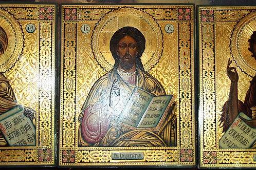 Триптих Деисусный