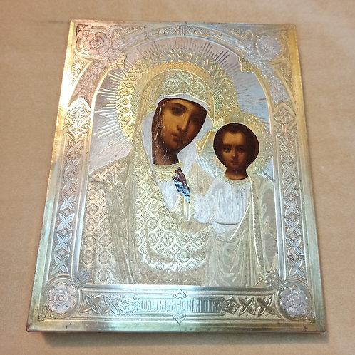 Пресвятая Богородица Икона Казанская