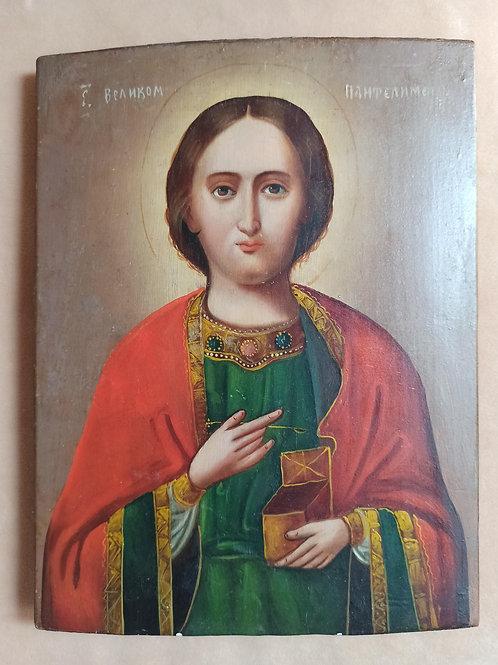 Святой Велико-Мученик Пантелеймон (целитель)
