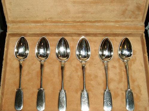 Набор чайных ложек (6шт)