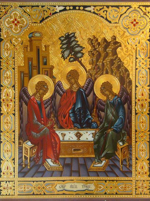 Святая Троица Ветхозаветная