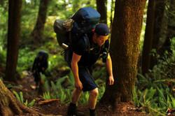 Nick Bohle Headshot Hiker West Coast trail