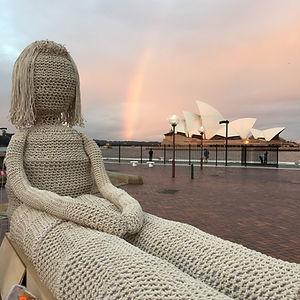 Crochet rope Dolly Vivid Light 2015 Tina Fox
