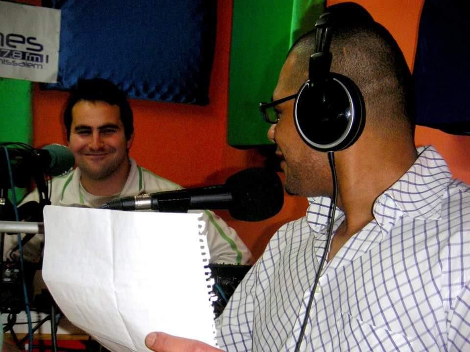 Entrevista Radio Rubines FM