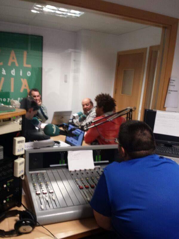 Entrevista Radio Calvia