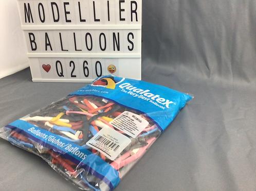 Modellier Ballons zum Herstellen von Luftballon Tieren