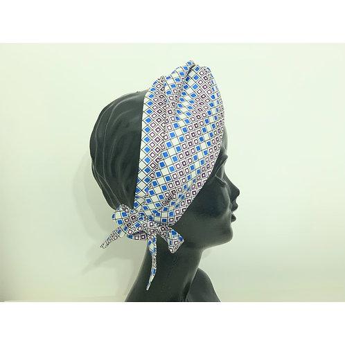 silk turban