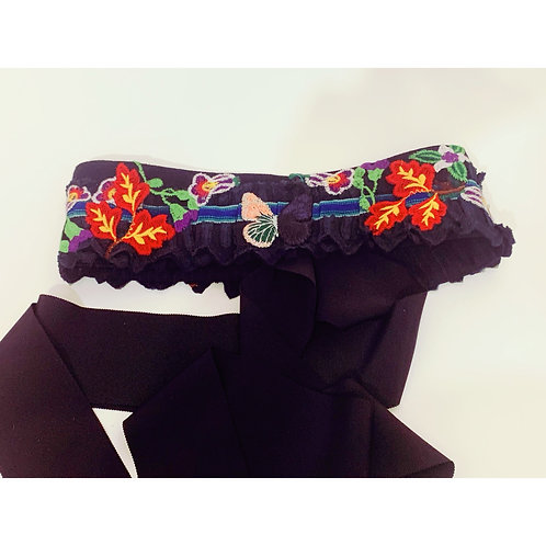 styling ribbon belt/exclusive